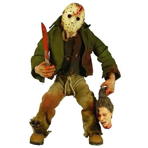 Cinema of Fear Jason Voorhees Stylized Rotocast Figure