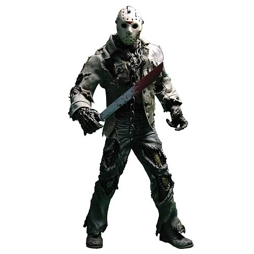 Cinema of Fear Jason Voorhees Deluxe 12-Inch Figure