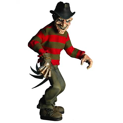 Nightmare on Elm Street Freddy Krueger Stylized Roto Figure