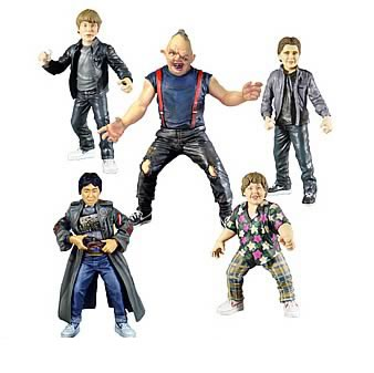 Goonies Action Figures Wave 1