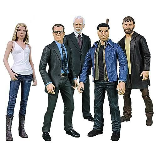 Heroes Series 2 Action Figure Case