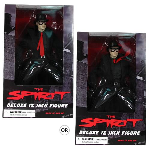 The Spirit 12-Inch Deluxe Action Figure