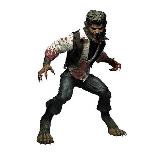 The Wolfman 12-Inch Deluxe Action Figure