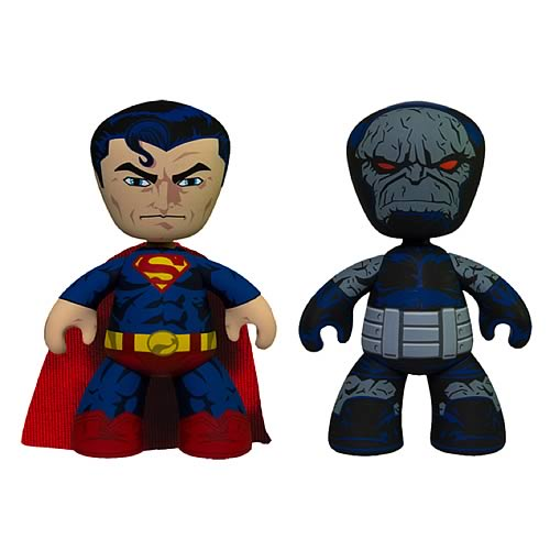 DC Universe Mez-Itz Series 2 Superman and Darkseid Set