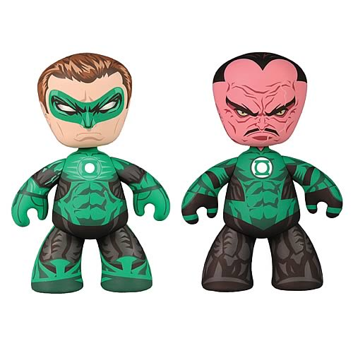 Green Lantern and Sinestro Movie Mez-Itz Figures Set