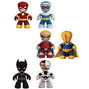DC Universe Mini Mez-Itz 2-Pack Series 2 Figures Set