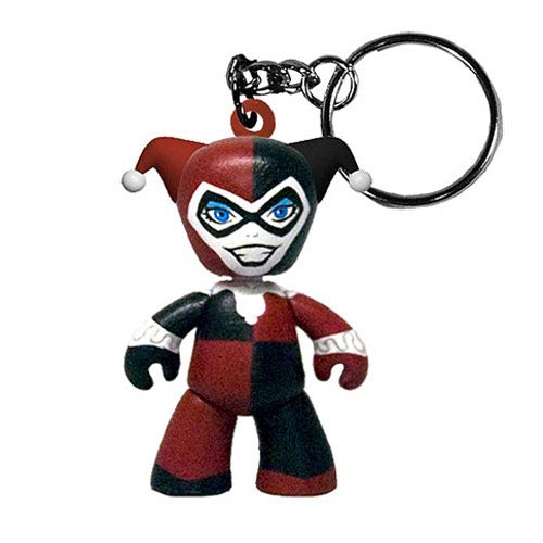 Batman Harley Quinn Mini Mez-Itz Vinyl Figure Key Chain