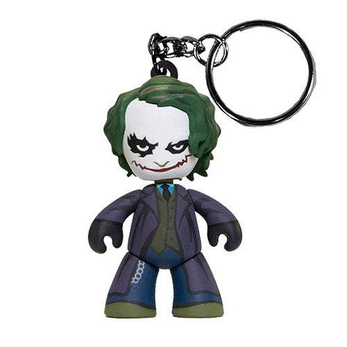Batman Dark Knight Joker Mini Mez-Itz Vinyl Figure Key Chain
