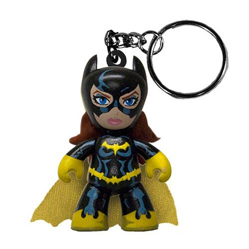 Batman Batgirl Mini Mez-Itz Vinyl Figure Key Chain