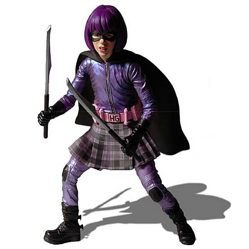 Kick-Ass Hit Girl 12-Inch Action Figure