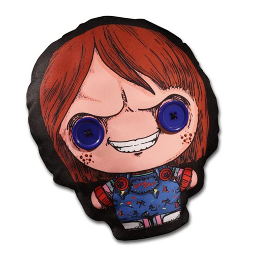 Child's Play Chucky Flatzos Plush
