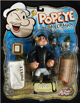 Pea Coat Popeye - Series 1