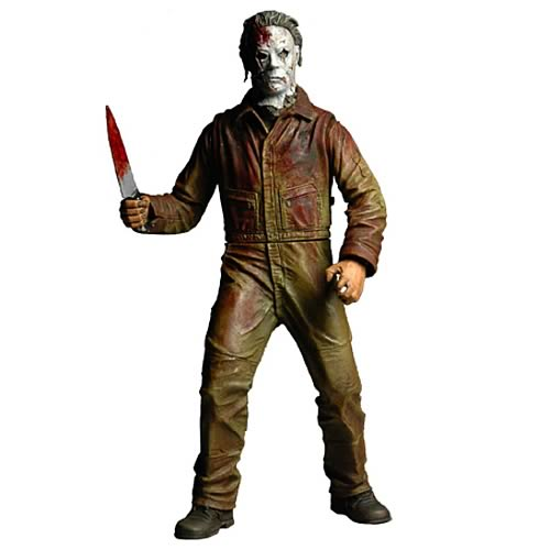 Halloween H2 Cinema of Fear Michael Myers Action Figure