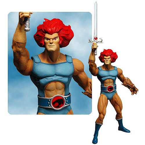 ThunderCats Lion-O 14-Inch Mega Scale Action Figure