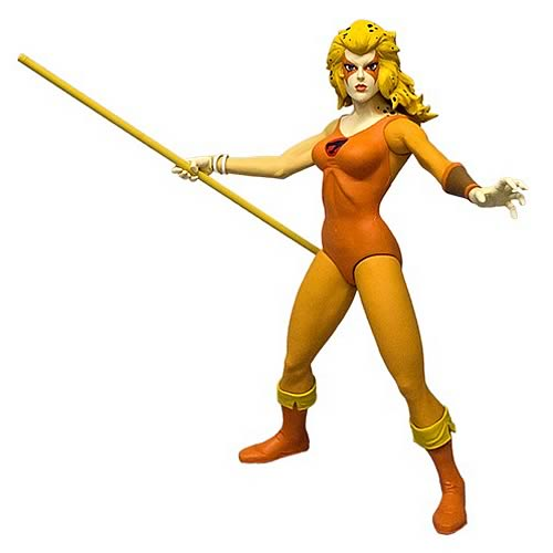 ThunderCats Cheetara 14-Inch Mega-Scale Action Figure