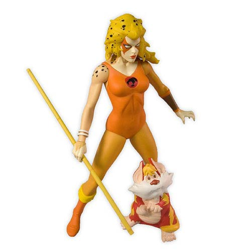 ThunderCats Cheetara with Snarf Action Figure 2-Pack