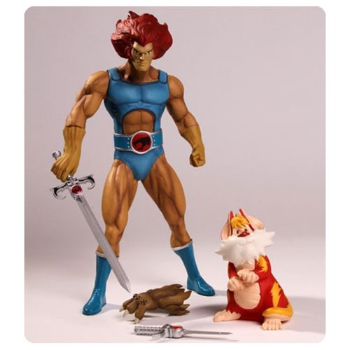 How Are Lion-O and James Lipton Connected?
