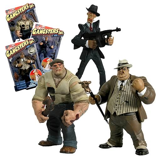 Gangsters Inc. Series 1