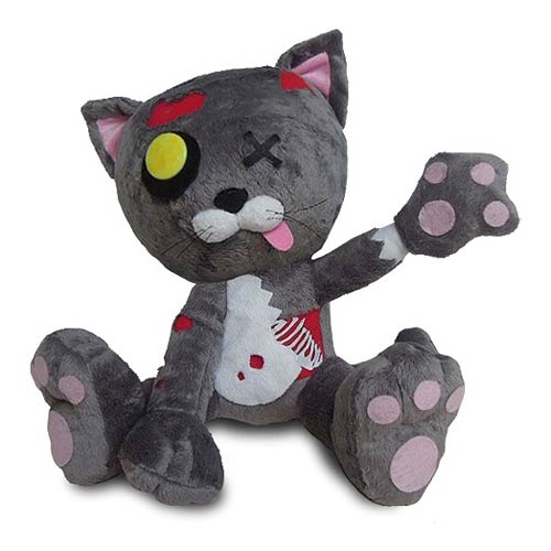 Zombies Creepy Cuddlers Mega Death Mittens Plush