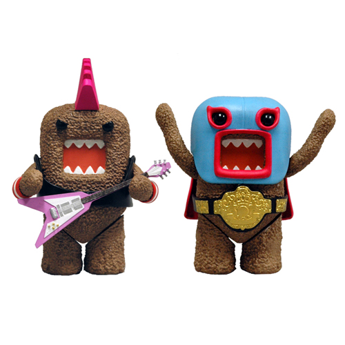 Domo Action Figure Series 1 Set