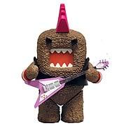 Domo Punk Rocker Action Figure