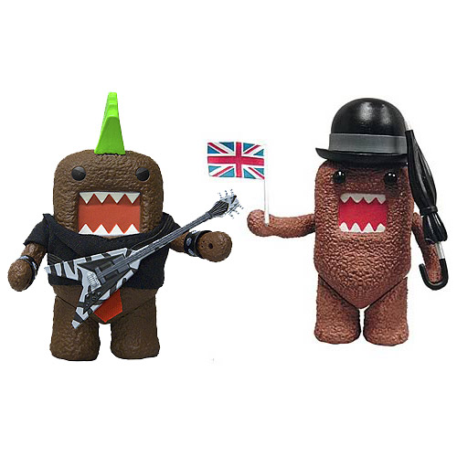 Domo Action Figure Series 2 Set