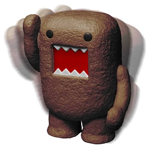 Domo 6-inch Bobble Head