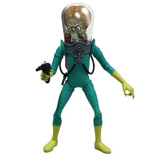 Mars Attacks! Martian Soldier 6-Inch Action Figure