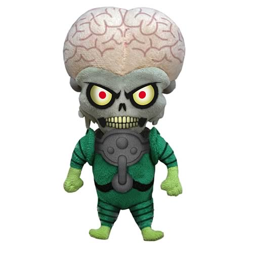 Mars Attacks! Martian Plush