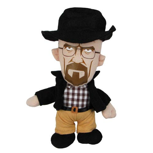 Breaking Bad Walt as Heisenberg 8-Inch Plush