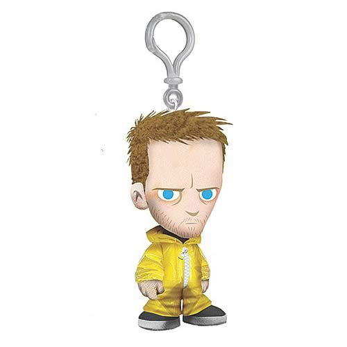 Breaking Bad Jesse in Hazmat Suit Plush Key Chain