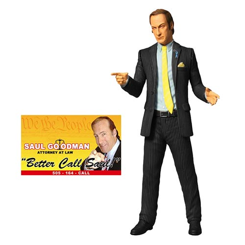 When You�re Facing Legal Trouble, You Better Call Saul