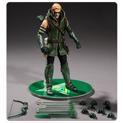 Green Arrow Will Not Fail Your Collection