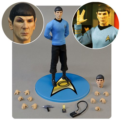 Rock Out with Your Spock Out