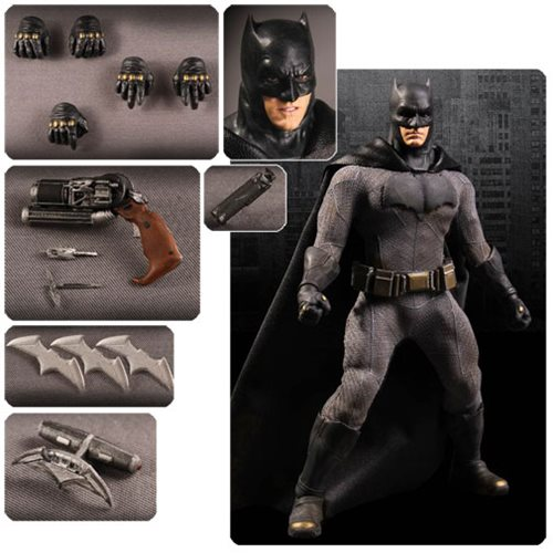 Batman v Superman Batman One:12 Collective Action Figure