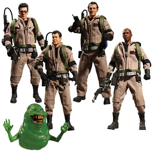 Картинки по запросу One:12 Collective Figures - Ghostbusters Deluxe Box Set