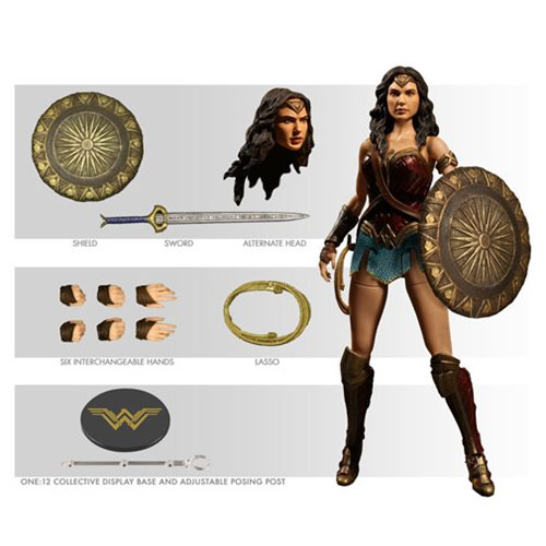 Wonder Woman Movie One:12 Collective Action Figure