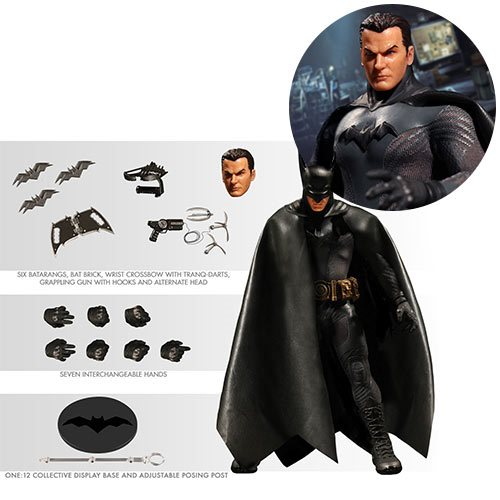Batman Ascending Knight One:12 Collective Action Figure
