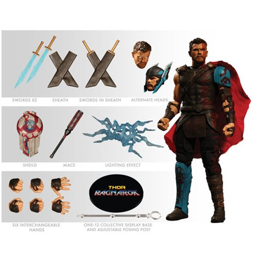 Thor Ragnarok Thor One:12 Collective Action Figure