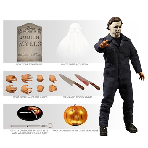 Halloween Michael Myers One:12 Collective Action Figure
