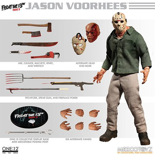 Friday the 13th Jason One:12 Collective Action Figure