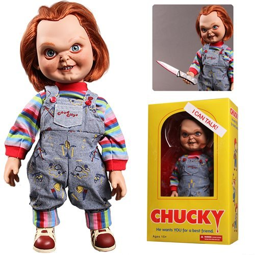 This Doll Is Killer!