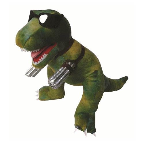 Axe Cop Wexter T-Rex 13-Inch Plush