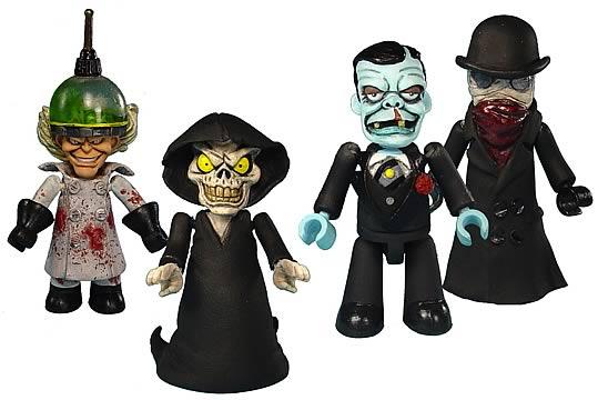 Monster Mez-Itz Series 2 Set