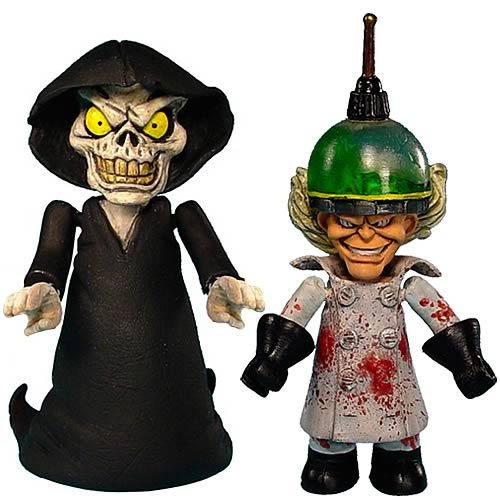 Monster Mez-itz Series 2 Grimly & Mezitstein 2-pack