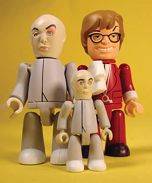 Austin Powers Minis Series 1
