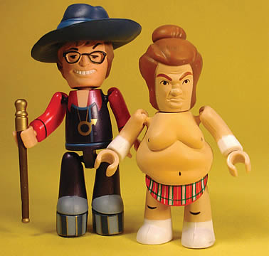 Austin Powers Minis Series 2