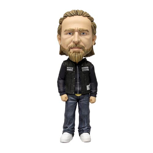Sons of Anarchy Jax Teller 6-Inch Bobble Head