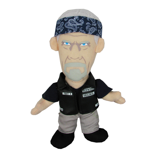 Sons of Anarchy Clay Morrow 8-Inch Plush