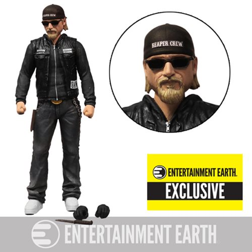 Sons of Anarchy Jax Teller 6-Inch Action Figure - Exclusive